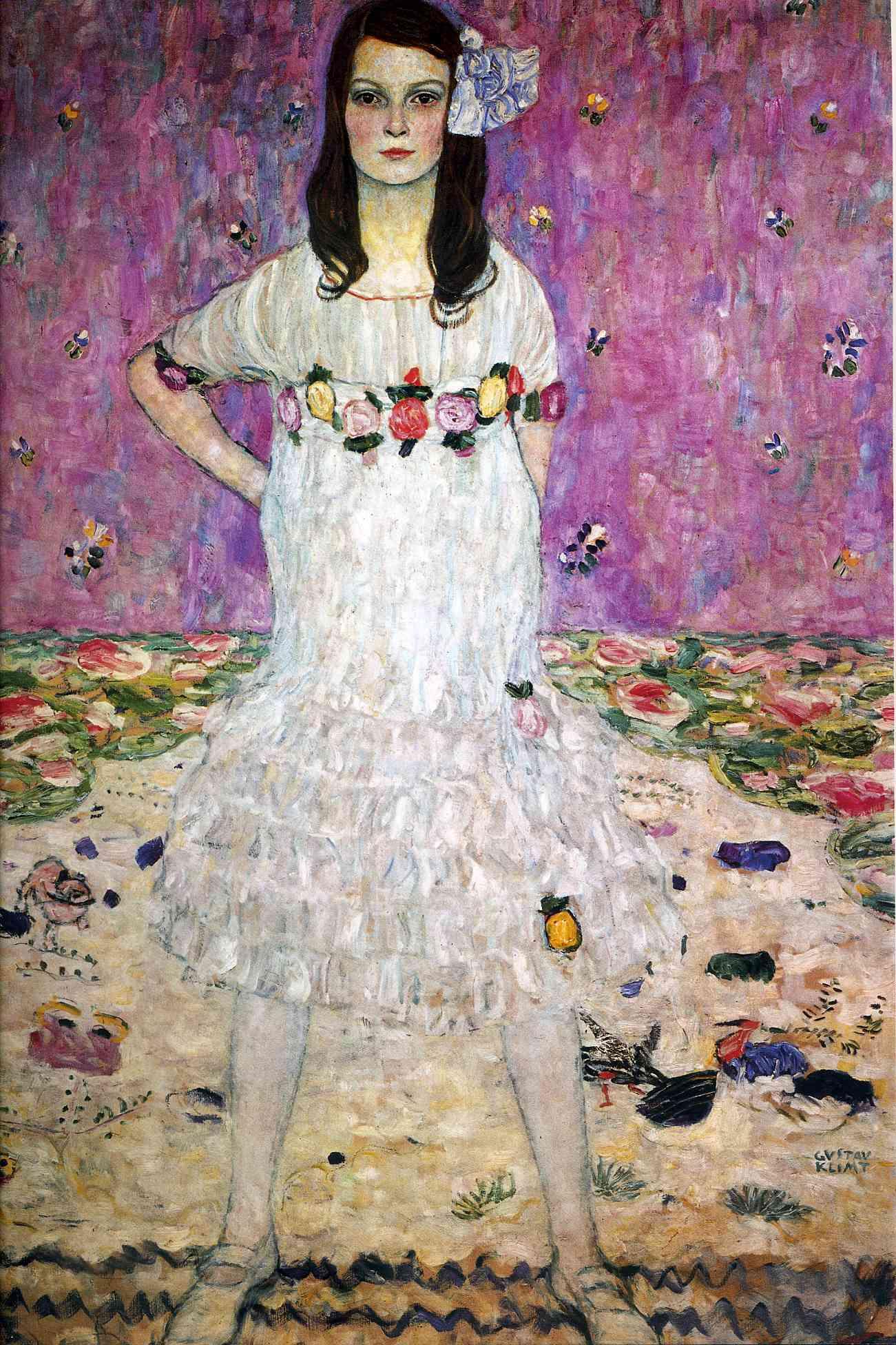 Mada Primavesi, 1912