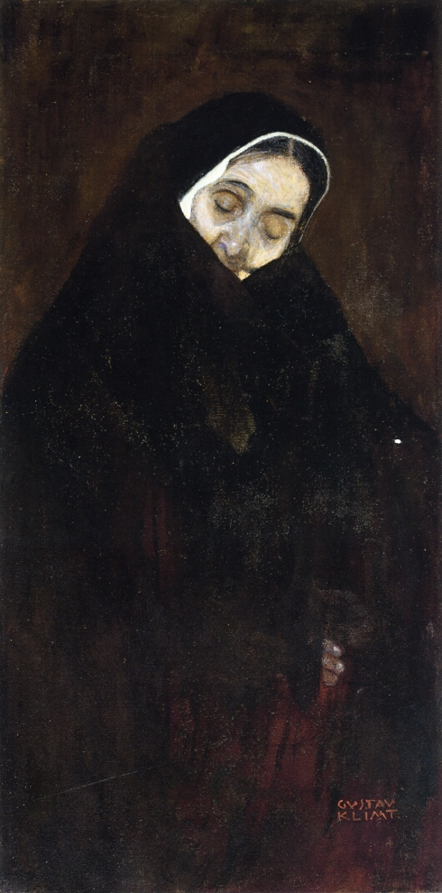 Old Woman, 1909