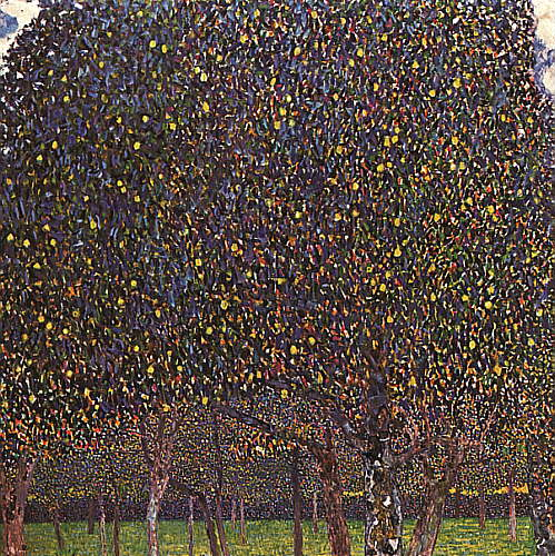 Pear Tree, 1903 - Gustav Klimt