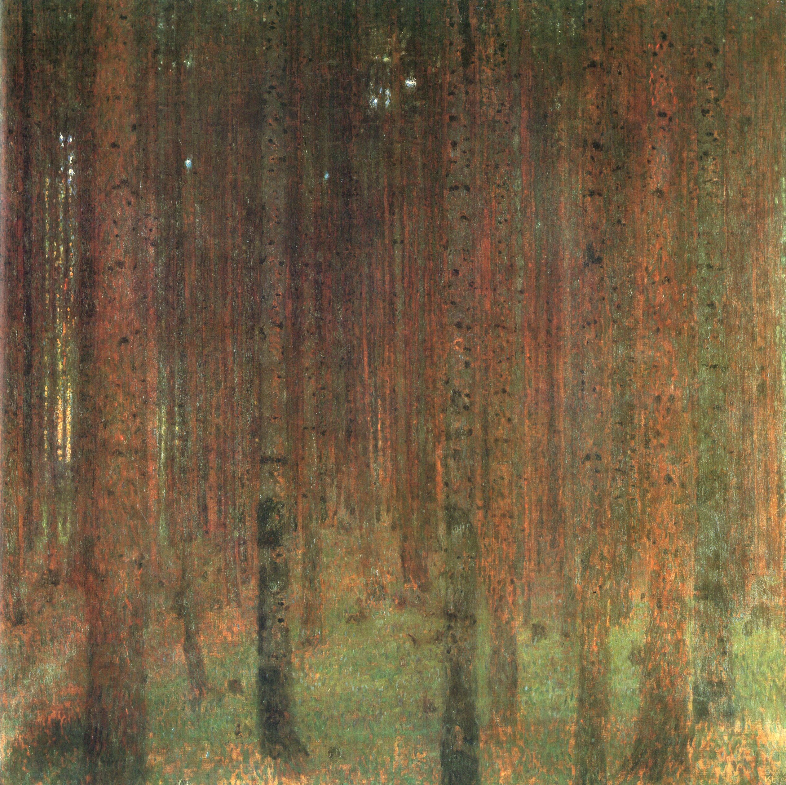 Pine Forest II, 1901