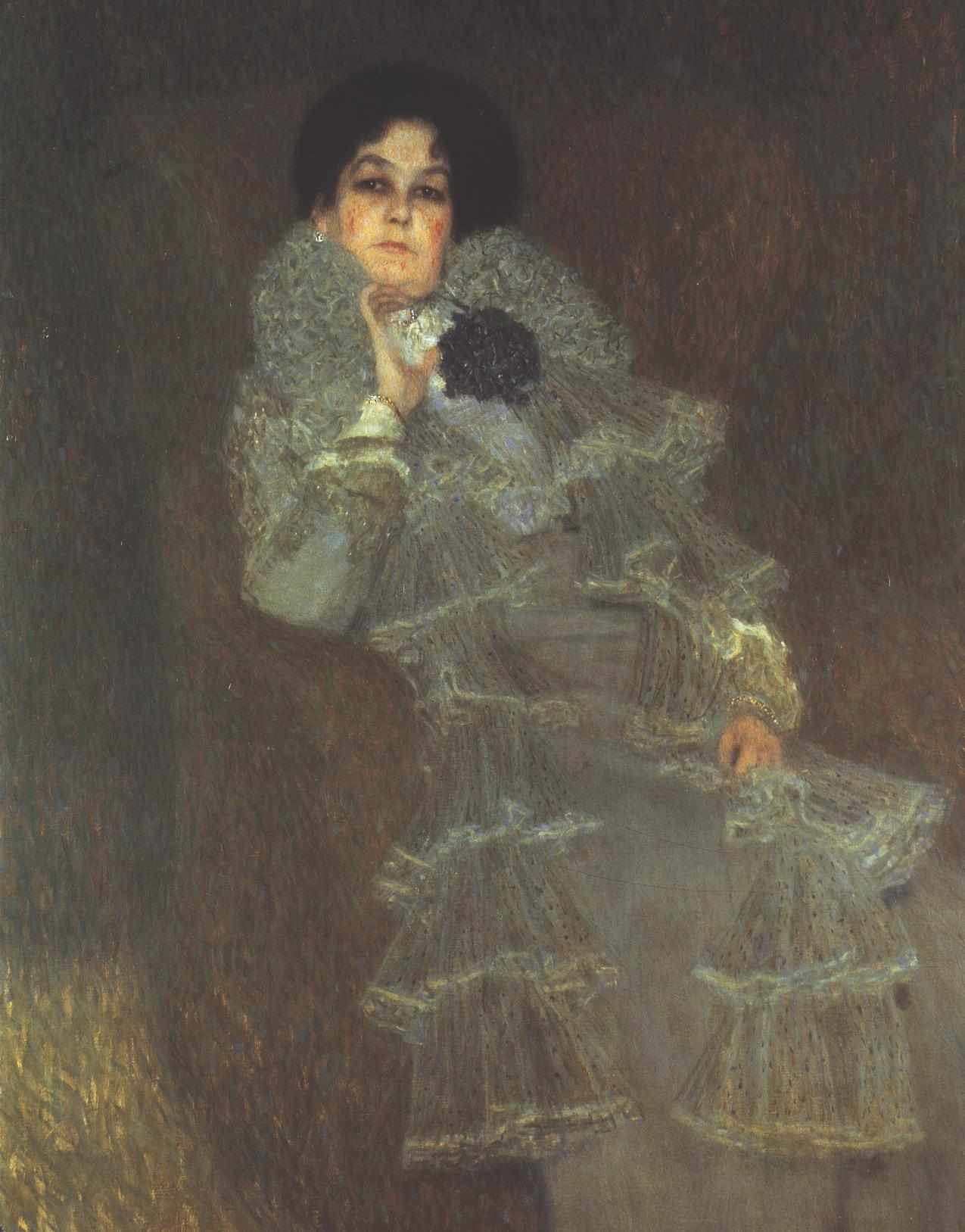 Portrait of Marie Henneberg, 1901-1902