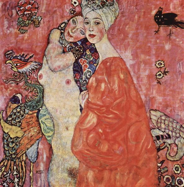 The Women Friends, 1916 - 1917 - Gustav Klimt