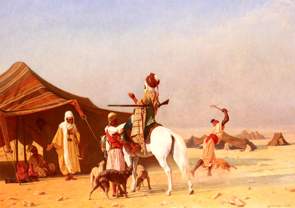 It's the Emir, 1870