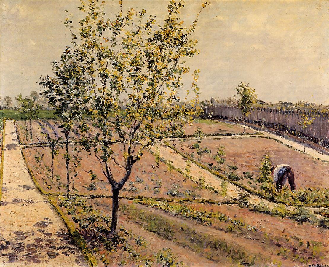 Kitchen Garden, Petit Gennevilliers, 1882