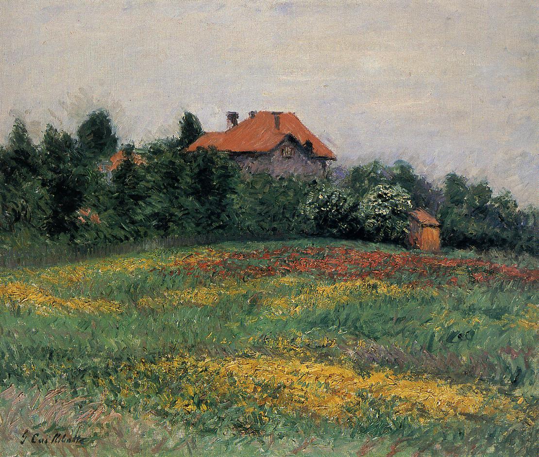 Norman Landscape, 1884