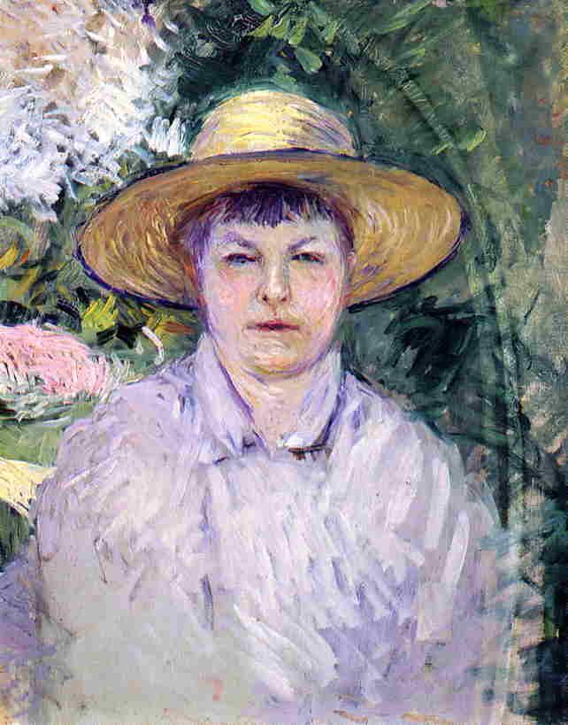Portrait of Madame Renoir, 1888