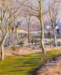 Gustave Caillebotte 216 œuvres D Art Peinture