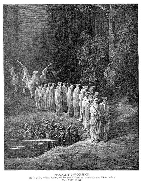 Apocalyptic Procession - Gustave Dore