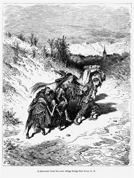 Don Quixote - Dore Gustave