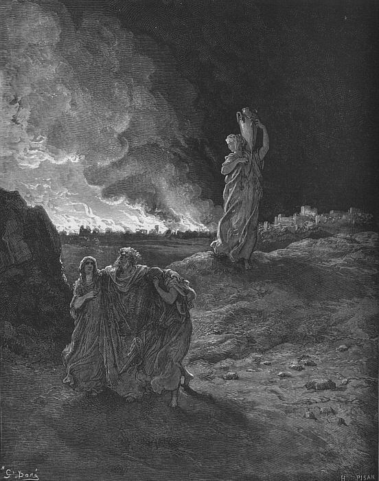 Sodom - Gustave Dore - WikiArt.org