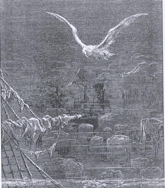 The rime of the ancient Mariner - Gustave Dore