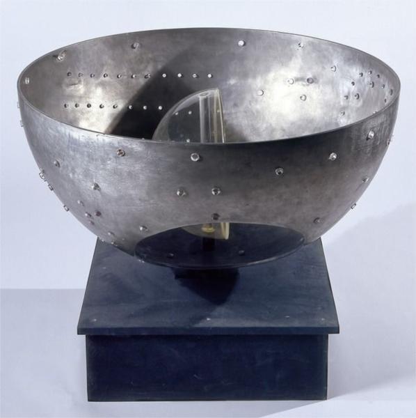 Untitled, 1967 - Gyula Kosice
