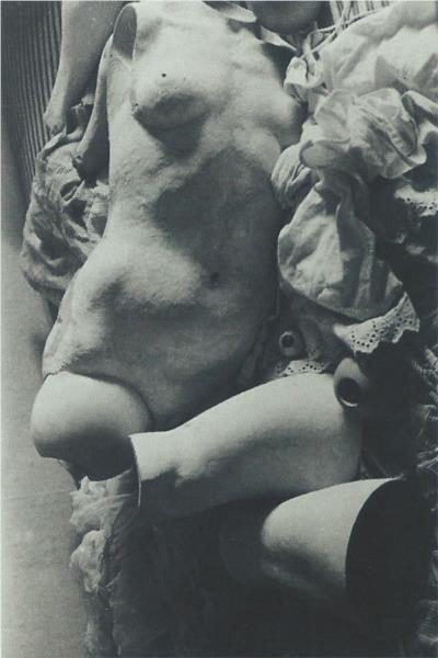 The Doll, 1934 - Hans Bellmer
