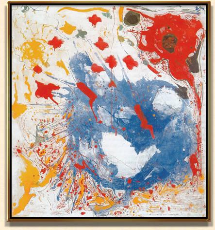 Cataclysm, 1945 - Hans Hofmann