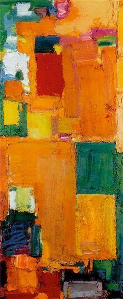 Kaleidos, 1958 - Hans Hofmann