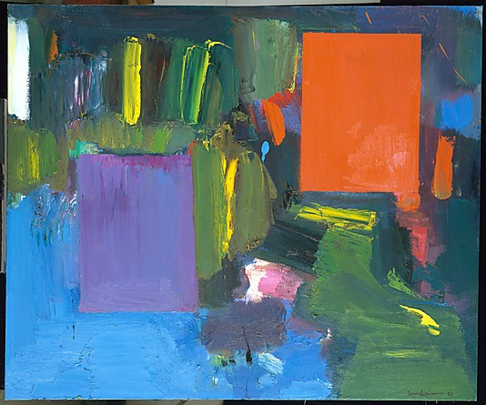 Renate's Nantucket, 1965 - Hans Hofmann