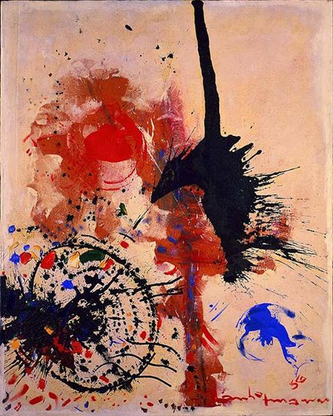 The Prey, 1956 - Ганс Гофман