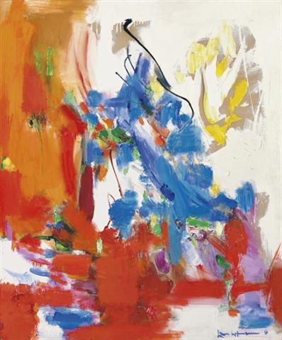 Wild Vine, 1961 - Hans Hofmann