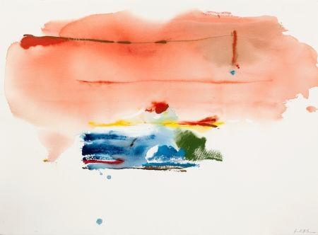 Santa Fe II, 1986 - Helen Frankenthaler