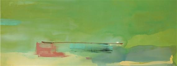 Springscape, 1975 - Helen Frankenthaler