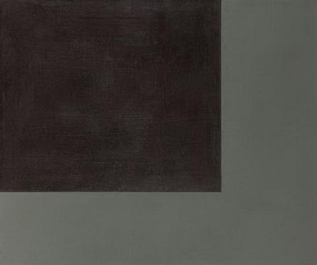 Cornerfield Painting XLIX, 2001 - Helmut Federle