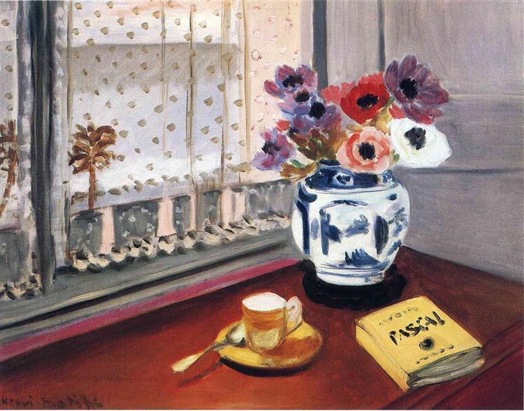 Pascal's Pensees, 1924 - Henri Matisse