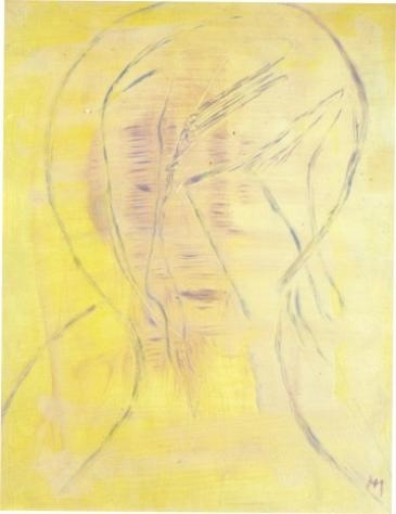Face - Henri Michaux