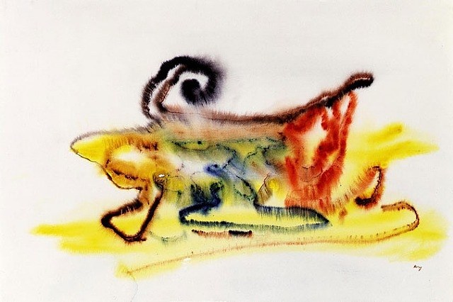 Untitled - Henri Michaux