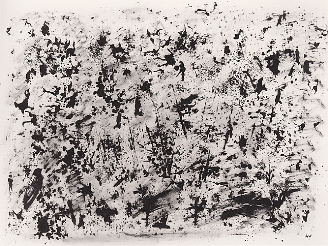 Untitled, 1962 - Henri Michaux