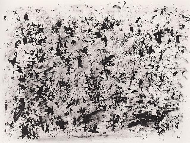 Henri Michaux art