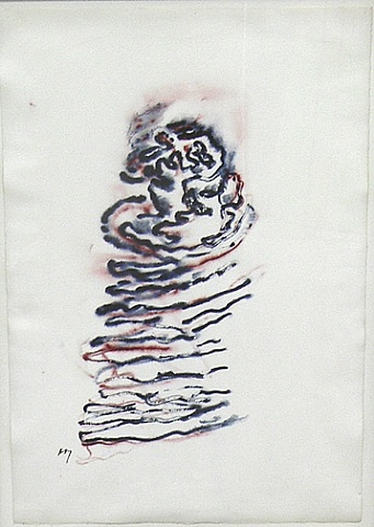 Untitled, 1970 - Henri Michaux