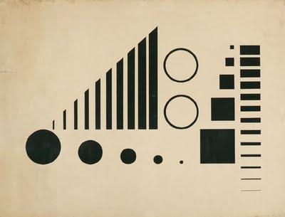 Kontrasty Mekanofakturowe - Henryk Berlewi