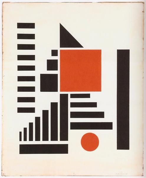 Mechano-Faktura - Henryk Berlewi