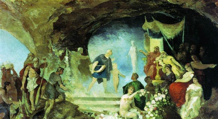 Orpheus in the Underworld, 188...