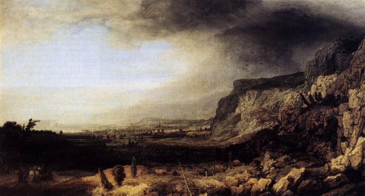 Landscape - Hercules Seghers