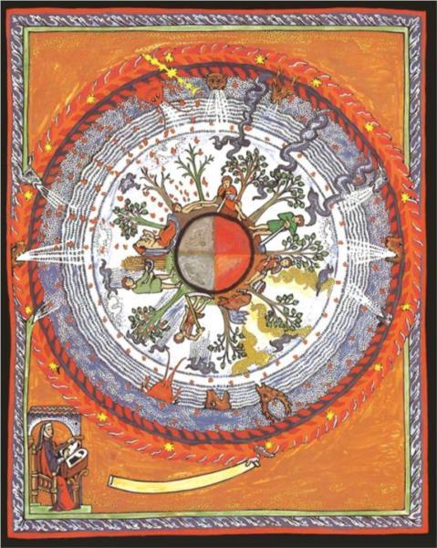The Cycle of the Seasons - Hildegard of Bingen