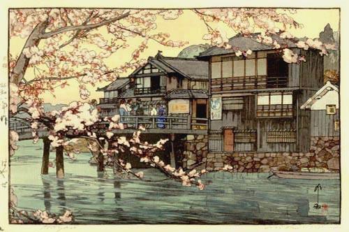 Hayase, 1933 - Hiroshi Yoshida