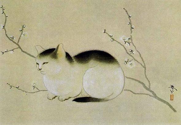 Cat - Хисида Сунсё