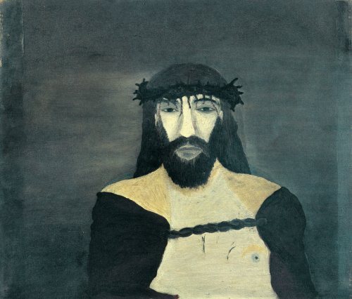 Christ Crowned With Thorns, 1938 - Horace Pippin