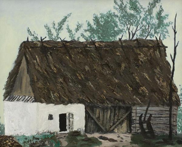 House in Poiana Marului - Horia Bernea