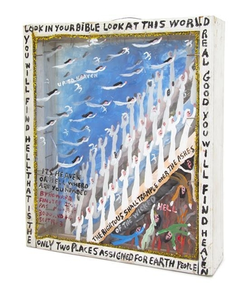 Up to Heaven - Howard Finster