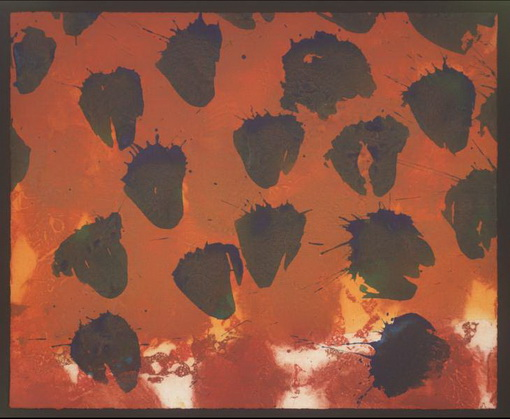 Venice, Afternoon, 1995 - Howard Hodgkin