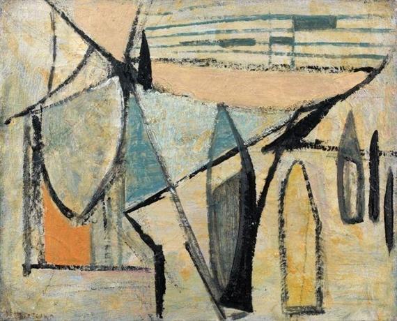 Jockey, 1948 - Huguette Arthur Bertrand
