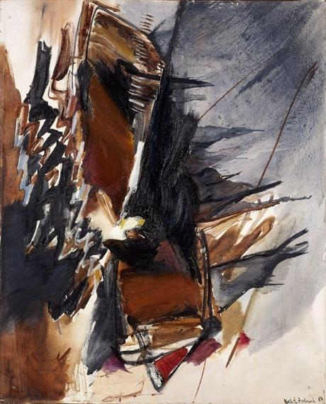 Obliquement et a travers, 1946 - Huguette Arthur Bertrand
