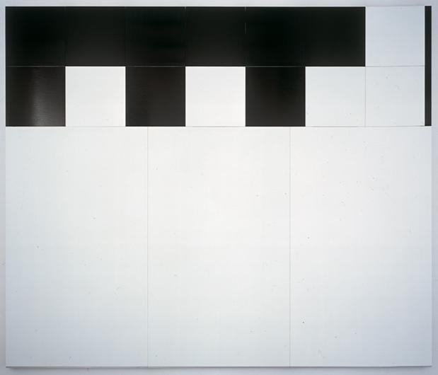 Weiss und Schwarz-3, 2009 - Ими Кнобель