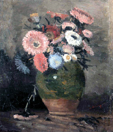 Chrysanthemum - Ion Andreescu