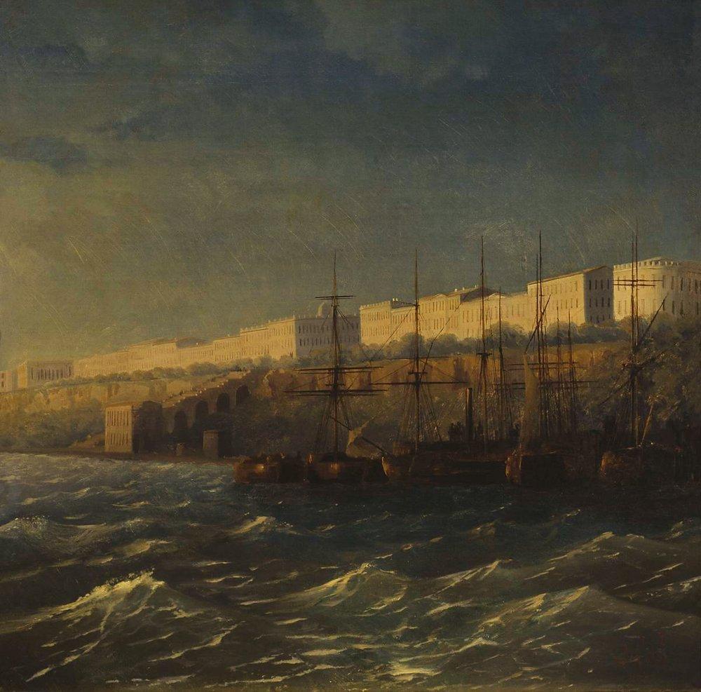 Odessa, 1840