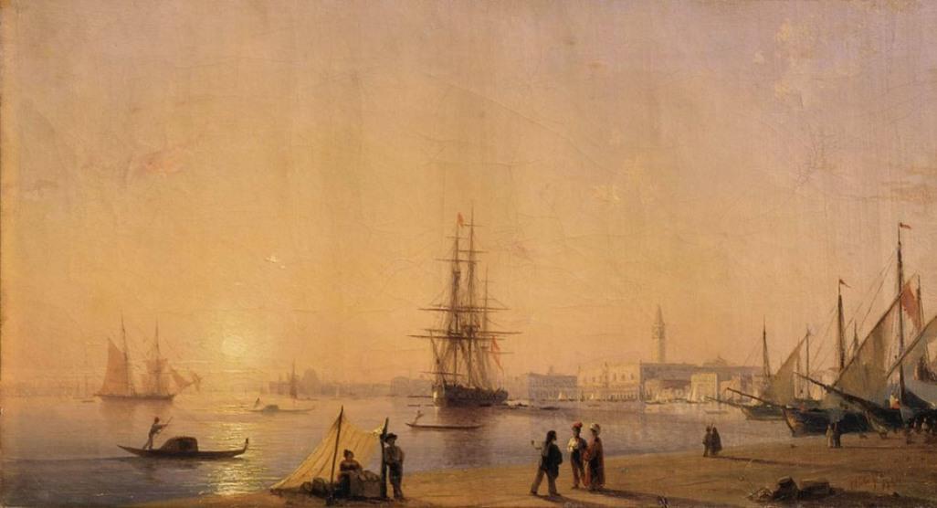 Venice, 1844