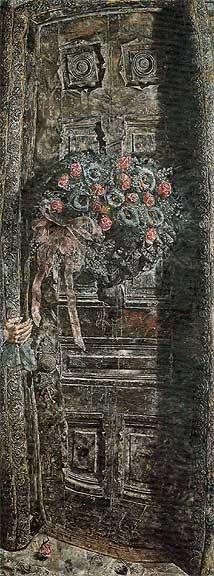 The Door, 1931 - 1941 - Ivan Albright