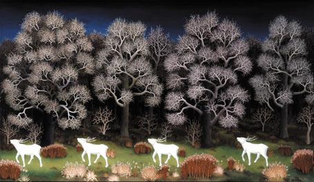 The Deer Wedding, 1959 - Ivan Generalic